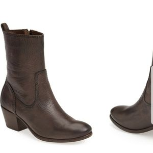 Frye Courtney Zip-up Boot